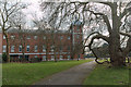 TQ1478 : Osterley Park House with Plane Tree, Osterley Park, Isleworth by Christine Matthews