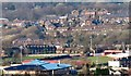SJ9594 : Ewen Fields from Werneth Low by Gerald England