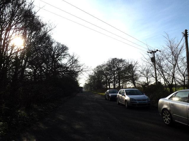 Roman Road, Copdock