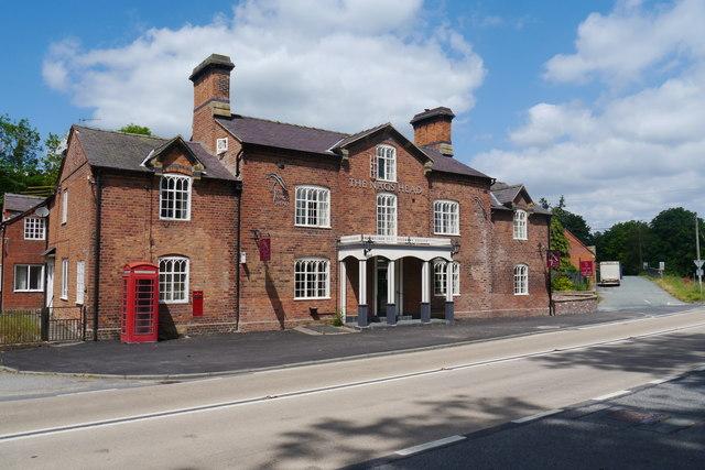 The Nag's Head Inn, Garthmyl