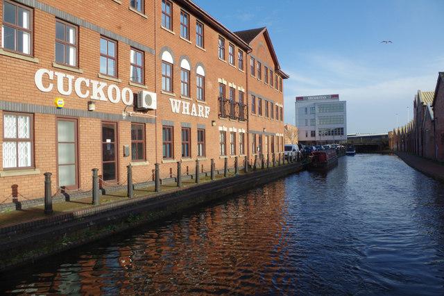 Cuckoo Wharf