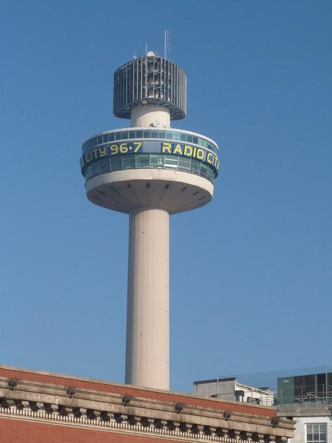 Radio City tower, Liverpool