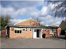 TF0920 : The church hall at Bourne, Lincolnshire by Rex Needle