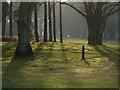 SU9757 : Hook Heath Golf Course by Alan Hunt