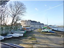 SY6874 : Portland Castle by Mike Faherty