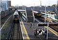 TQ1673 : Twickenham Station by Martin Addison