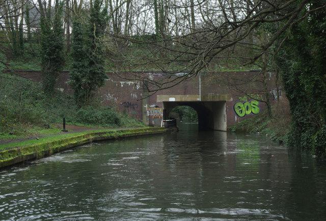Yardley Road Bridge, Grand Union Canal