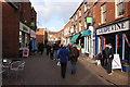 SJ6552 : Pepper Street, Nantwich by Jeff Buck