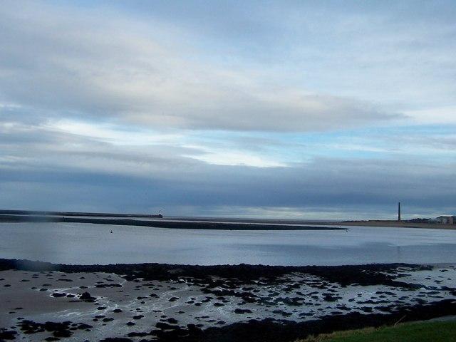 Estuary of the Tweed