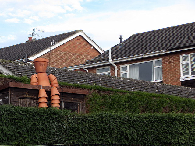 Flowerpot man, Wylam