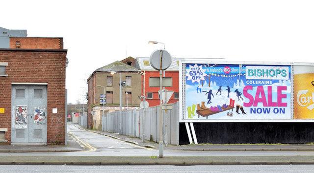 Nos 28-30 Gt Patrick Street, Belfast - January 2015(2)