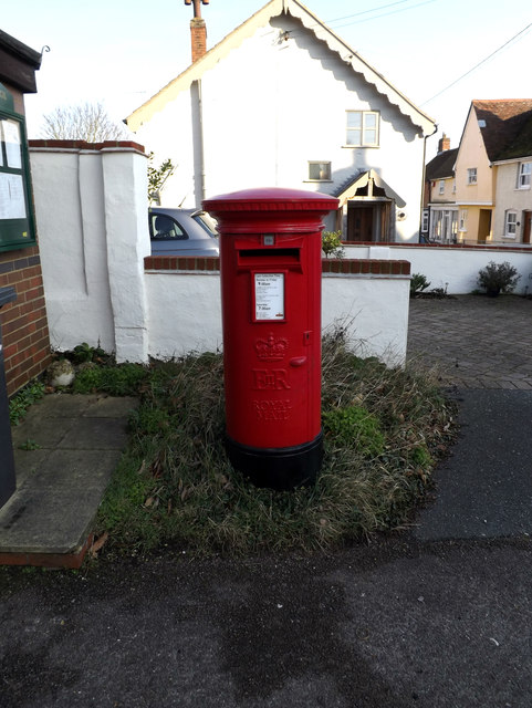Post Office 9,Lower Street Postbox