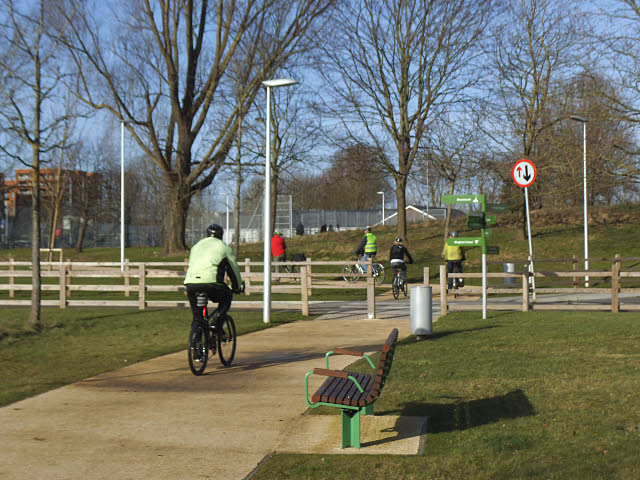 Kidbrooke Village: Cator Park