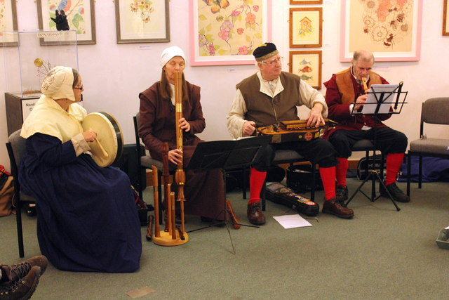Music Recital in Nantwich Museum