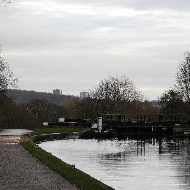 Newlay Locks, Leeds & Liverpool Canal
