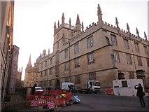 SP5106 : The Bodleian Library by Bill Nicholls