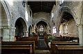 SK9324 : Interior, St John the Baptist church, Colsterworth by J.Hannan-Briggs