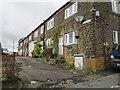 SE0524 : Water Hill - Water Hill Lane by Betty Longbottom