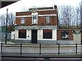 TQ3684 : The White Lion, Hackney Wick by Chris Whippet