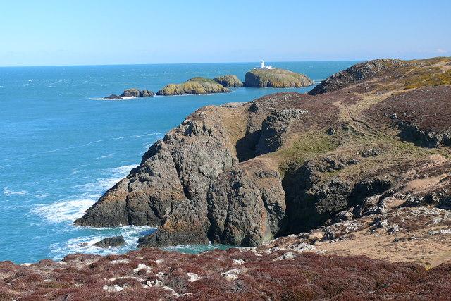 Pwll Arian a Charreg Onnen Bay / Pwll Arian and Carreg Onnen Bay