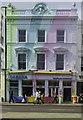 TQ3183 : Colourful Cabana by Chris Denny