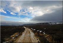 SE4996 : Miley Pike in Winter by Scott Robinson