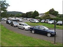 J3731 : Islands Park Car Park, off Bryansford Avenue by Eric Jones
