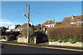 SX9474 : North side of Alta Vista Close, Dawlish by Robin Stott