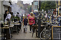 SP5205 : Gathering crowds, Cowley Road carnival by Chris Denny