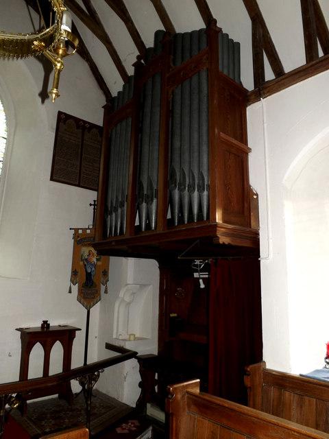 St.Lawrence Church Organ