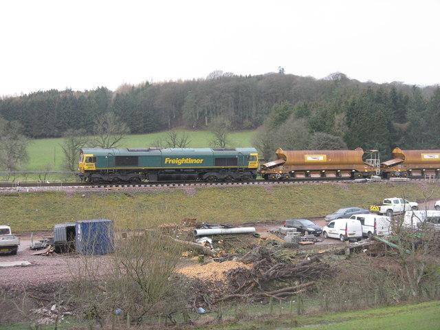 Freightliner 66614