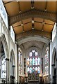 SE3033 : Inside Leeds Parish Church by Gerald England