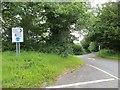 SO6287 : Cleobury North one way system by Richard Webb