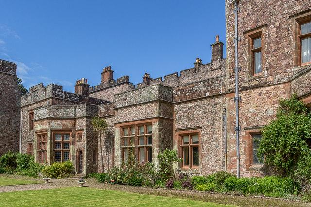 Muncaster Castle, Cumbria