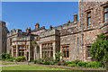 SD1096 : Muncaster Castle, Cumbria by Christine Matthews