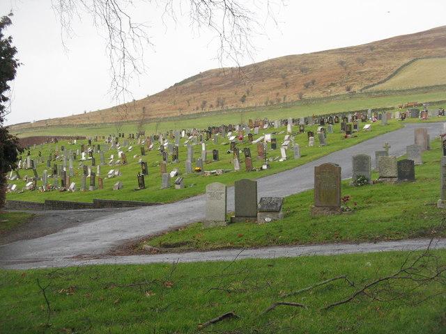 Heatheryett Cemetery, Galashiels