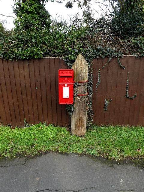 Saxmundham Road Postbox