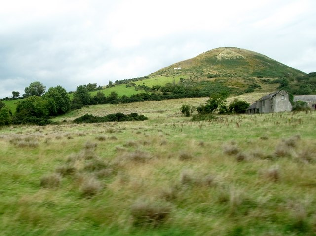 The Sugar Loaf Hill in the Sturgan Group
