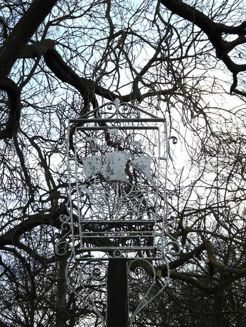 Aldeburgh Town sign