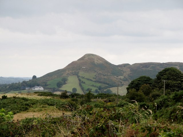 The Sugarloaf Hill - a part of the Sturgan Mountain