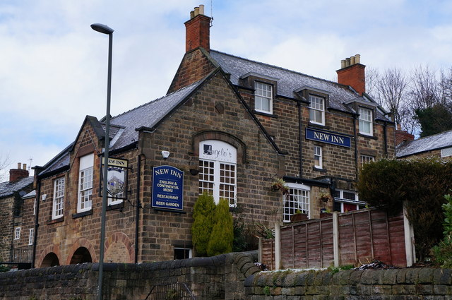 The New Inn on Derby Road, Milford