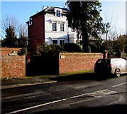 SO5239 : Elgar Court, Hereford by Jaggery