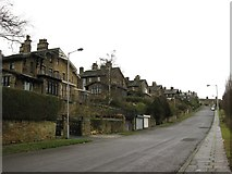 SE1734 : Park Cliffe Road, Undercliffe by Stephen Armstrong