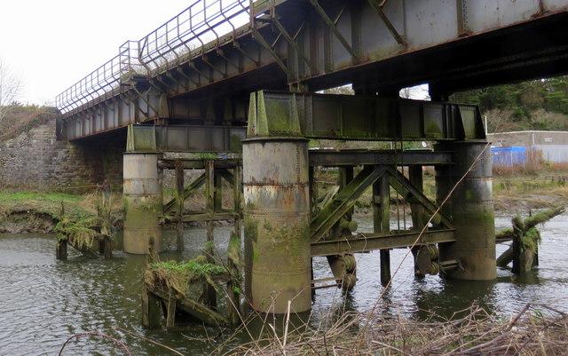 Haverfordwest railway bridge
