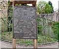 SJ9995 : Mottram in Longdendale Village Map by Gerald England