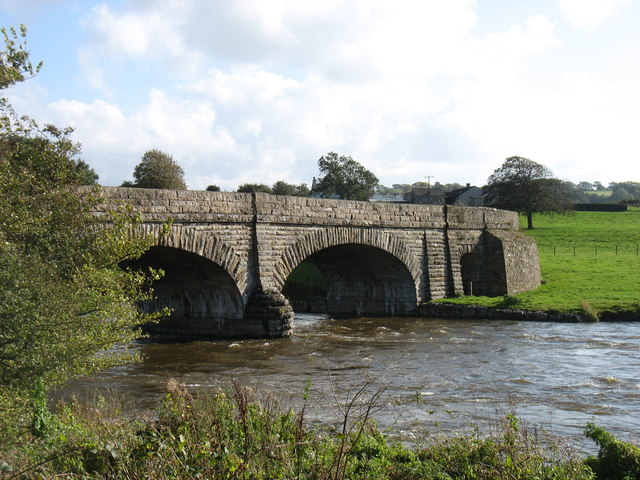 Broughton High Bridge