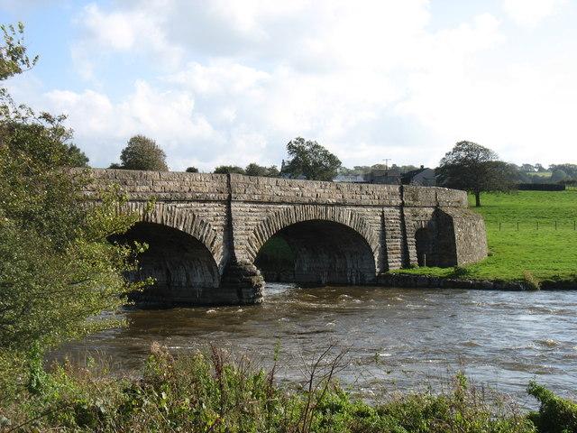 Broughton High Bridge