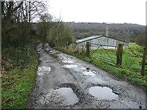 SE0722 : Elland FP01 at the Binn Royd track by Humphrey Bolton