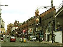 SJ8397 : Whitworth Street West, Manchester by Stephen Craven