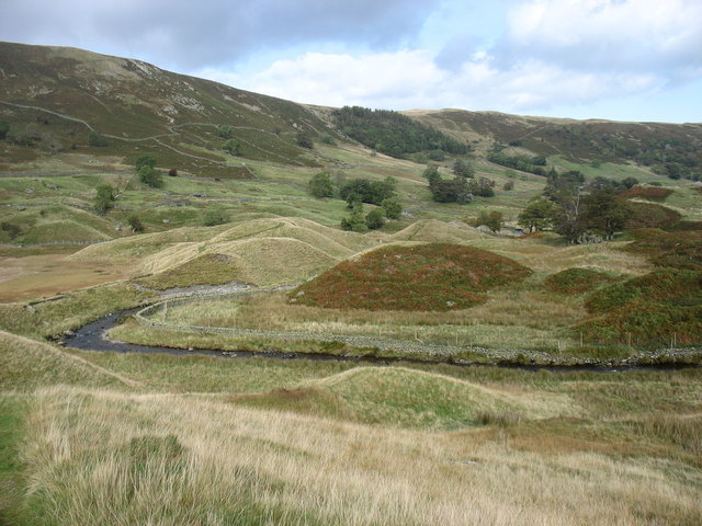 Drumlins Beside Swindale Beck 169 David Purchase Cc By Sa 2